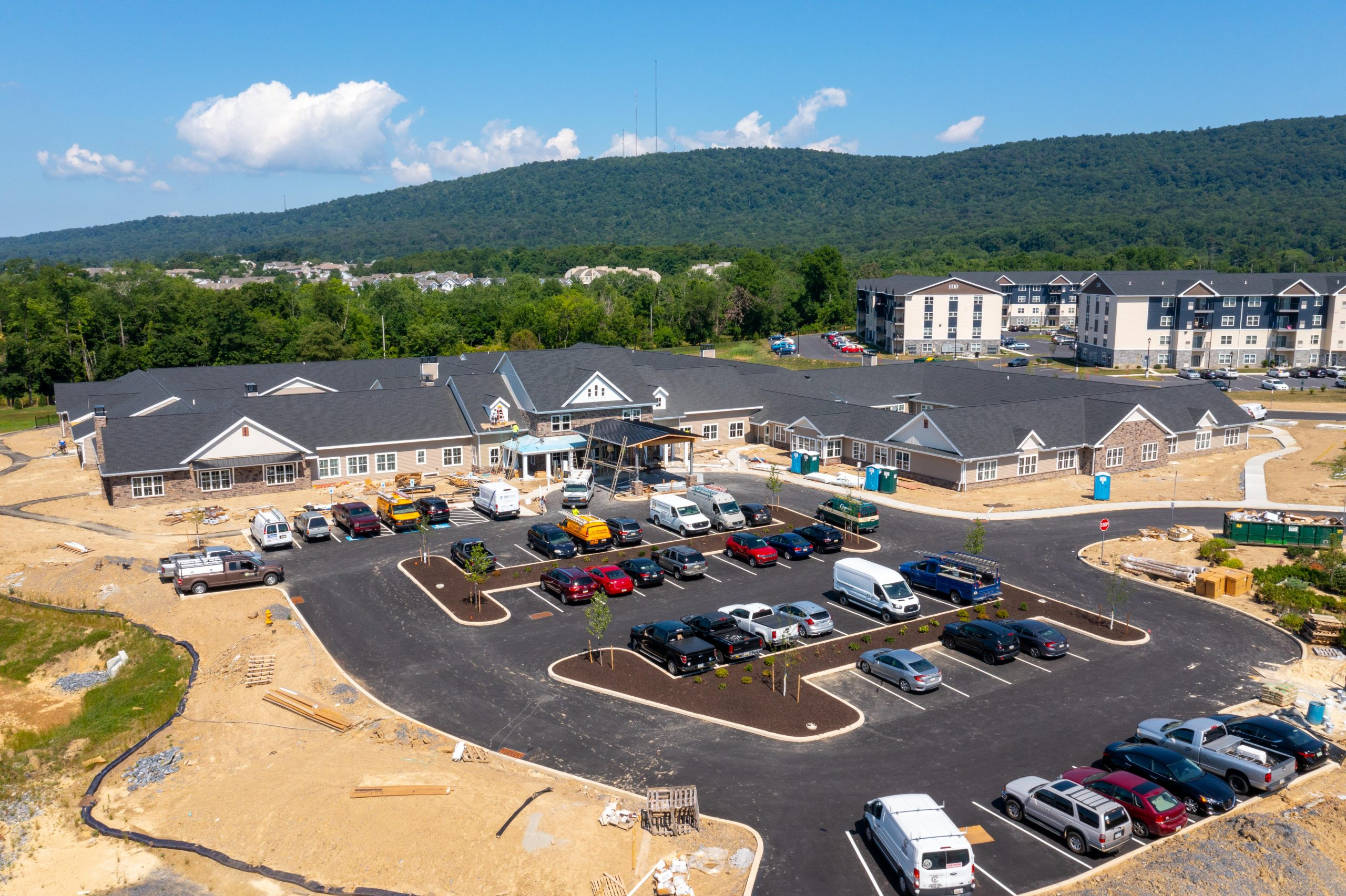 linglestown assisted living under construction